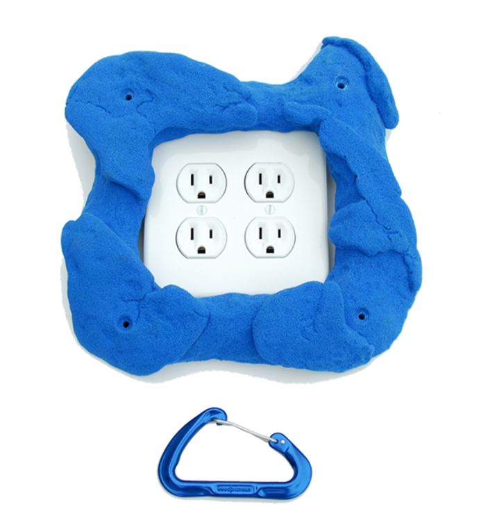 Picture of Rock-Like Double Gang Outlet/Switch Cover