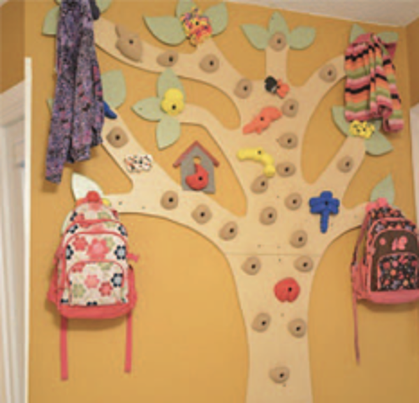 Picture for category #25. Artistic Kid's Wall