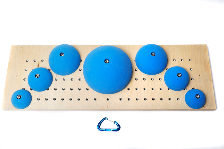 Picture of Dome Hang Board ( 7 Holds )