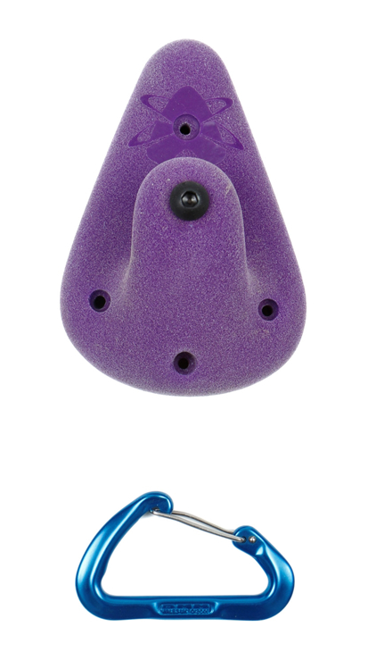 Picture of Climbing Wall Mat Holder Version #2