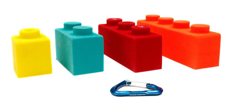 Picture of 4 Sensory Blocks (Bolt On)