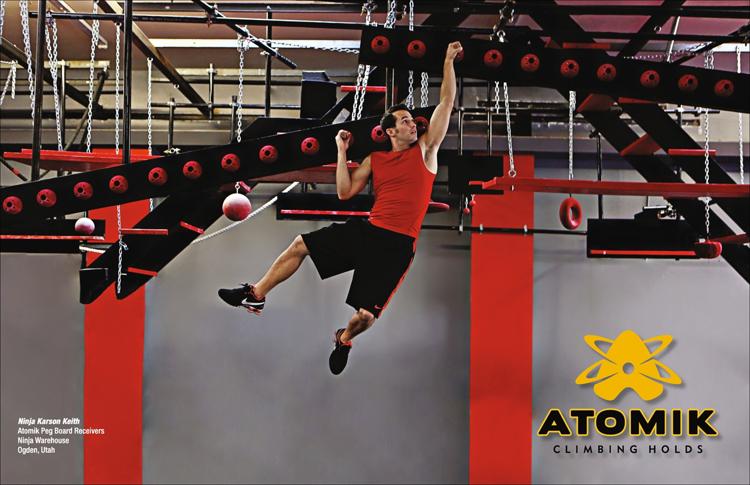 Picture of Ninja Warrior: Karson Voiles Poster