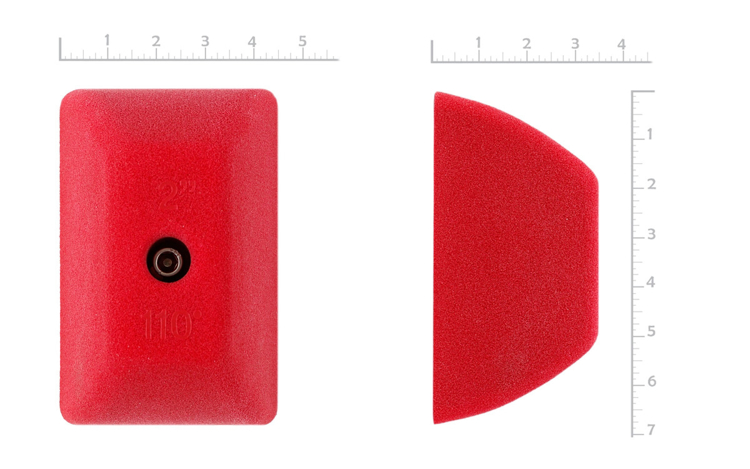 """Picture of 2"""" x 110° Measured Pinch (Bolt On) (Set of 2)"""