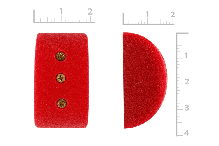 "Picture of 2"" x 90º System Pinches (Screw On) (Set of 2)"