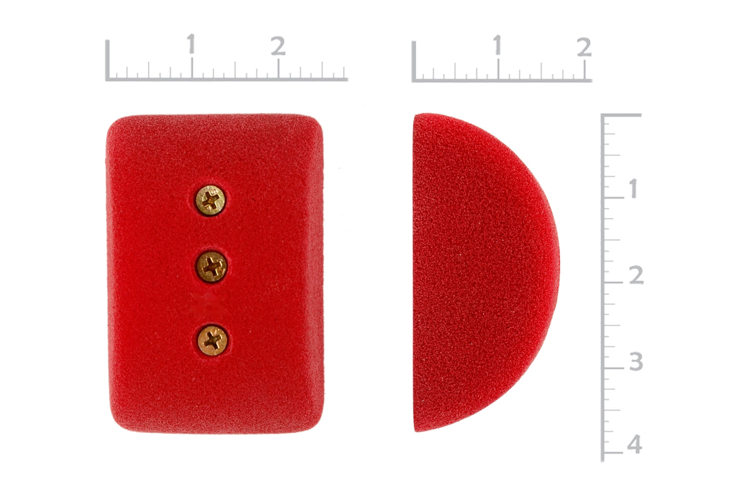 """Picture of 2"""" x 100º System Pinches (Screw On) (Set of 2)"""