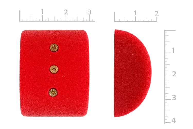 "Picture of 3"" x 90º System Pinches (Screw On) (Set of 2)"