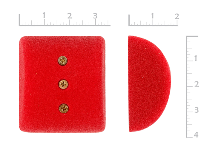 "Picture of 3"" x 100º System Pinches (Screw On) (Set of 2)"