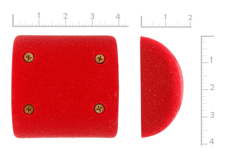 """Picture of 4"""" x 100º System Pinches (Screw-On) (Set of 2)"""