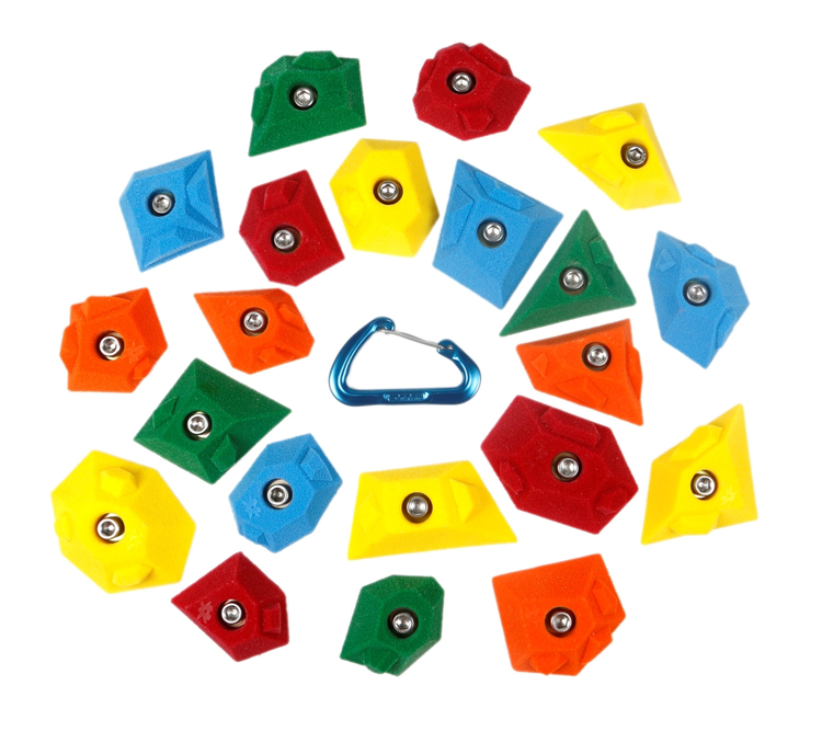 Picture of 21 Hedrons Steep Wall Feet