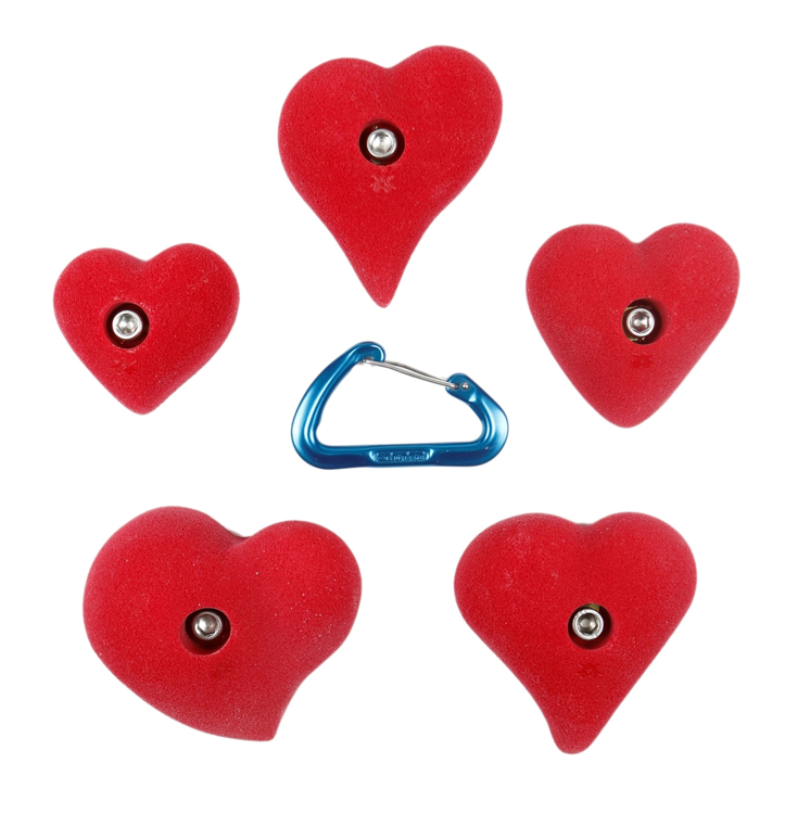 Picture of 5 Pack Hearts