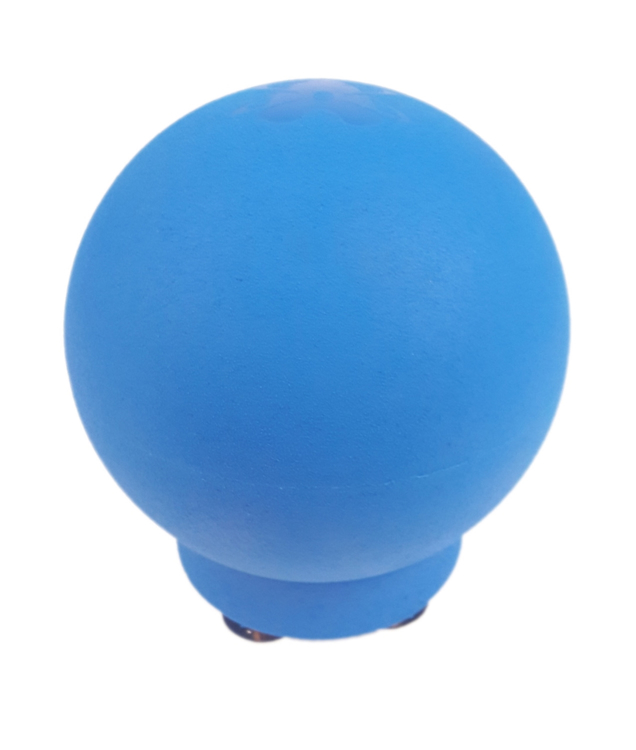"Picture of 9"" Base Mounted Globe ( Solid Rubber )"