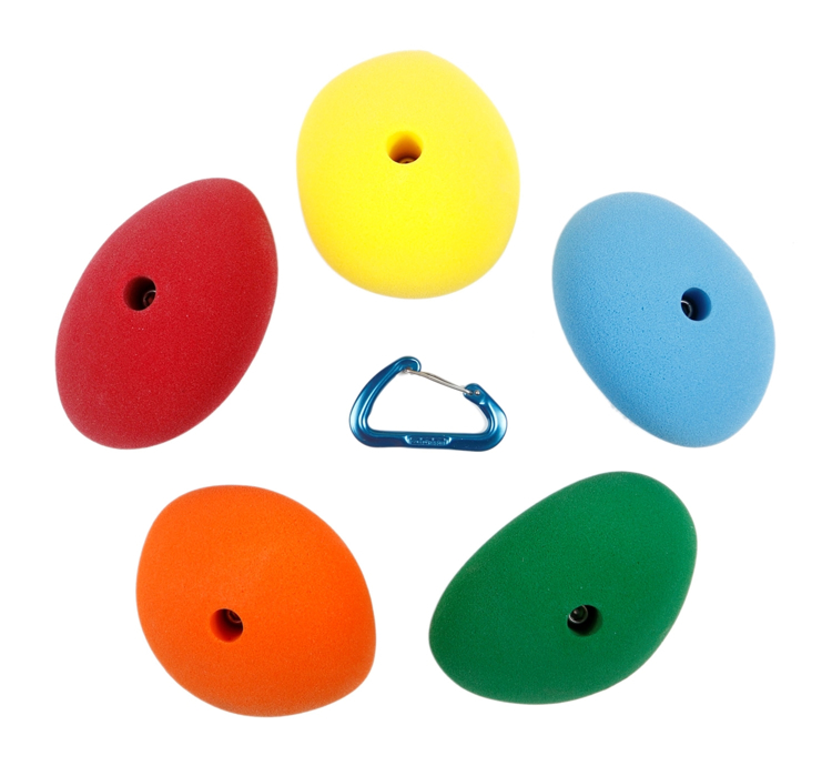 Picture of 5 XL Steep Wall Slopers Set #1