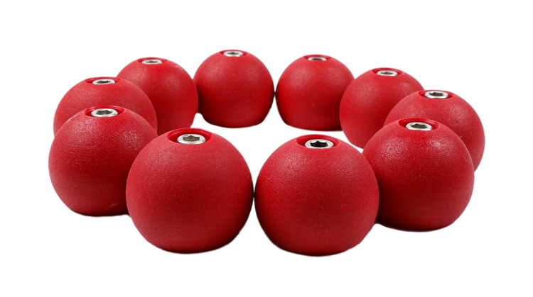 """Picture of 2.5"""" Balls (10 pack)"""