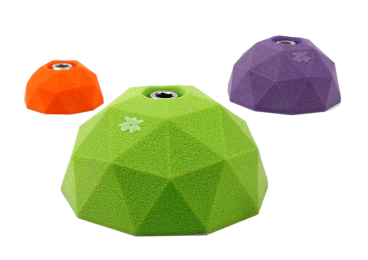 Picture of 3 Geodesic Domes