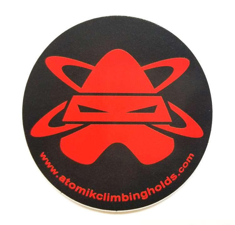 Picture of Atomik Ninja Vinyl Sticker