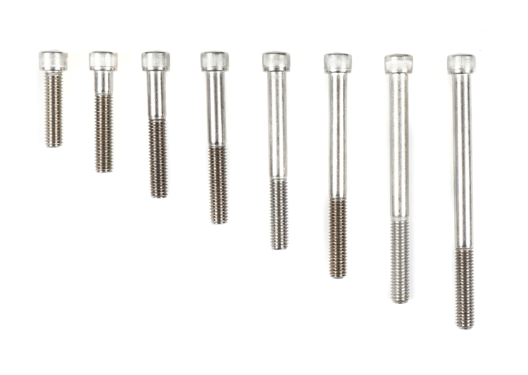 """Picture of STAINLESS STEEL 2"""" Allen Head Bolt"""