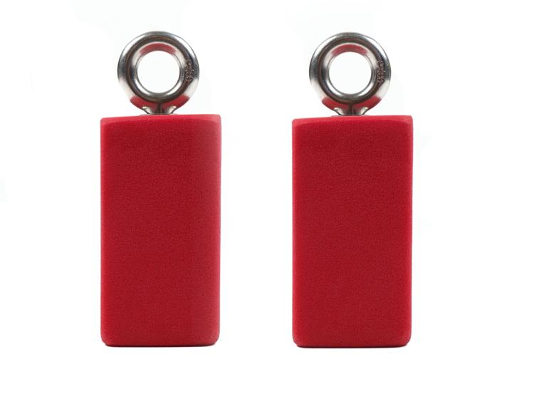 "Picture of 2"" Hanging Grip Training Blocks (Set of 2)"