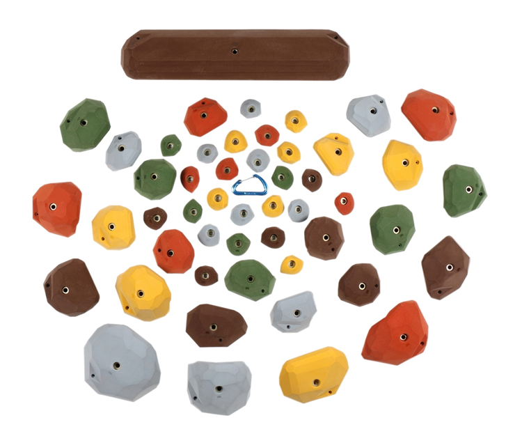 Picture of 50 Pack Facets ( Jugs and Feet )