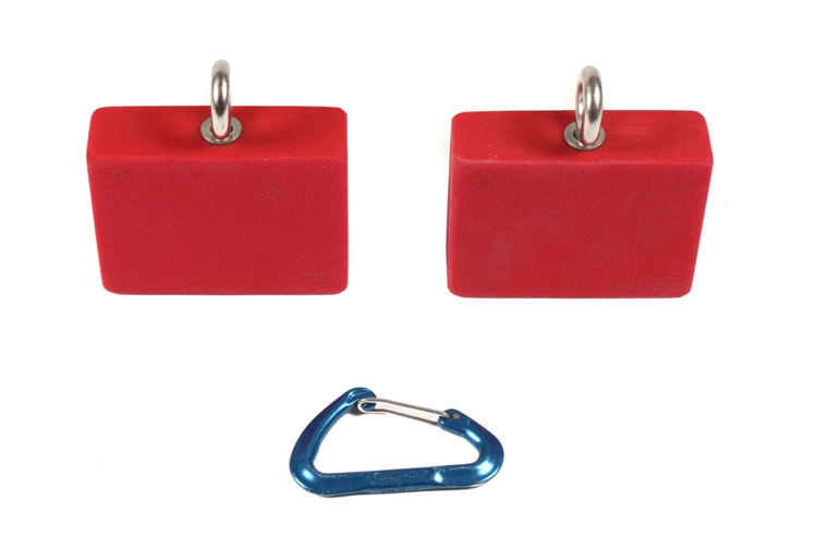 "Picture of 1.5"" Hanging Grip Training Blocks (Set of 2)"