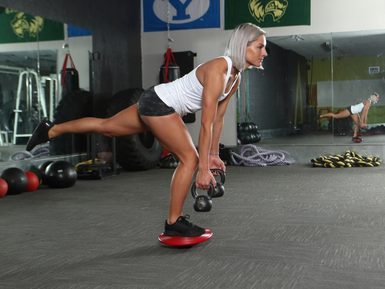 Picture of Two-Footed Balance Trainer ( Advanced Model )