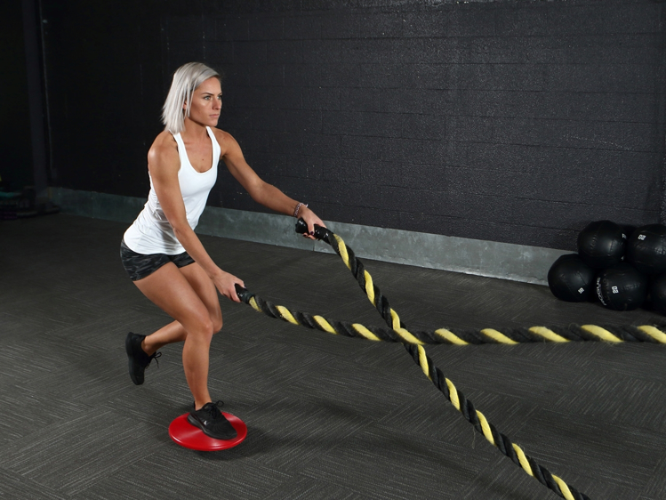 Picture of Two-Footed Balance Trainer ( Beginner Model )