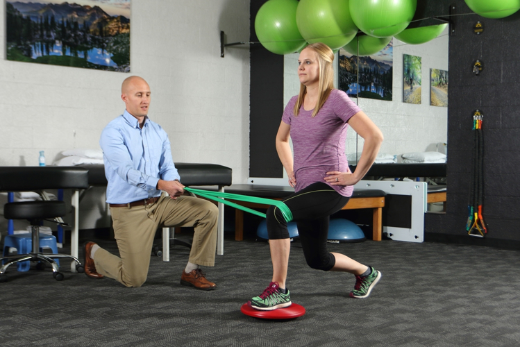 Picture of Two-Footed Balance Trainer ( Intermediate/Standard Model )