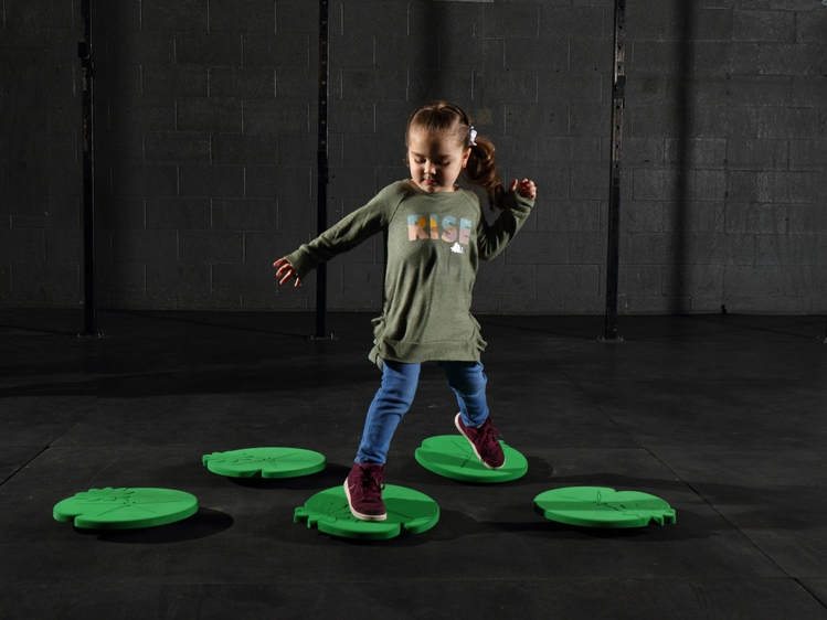 Picture of Lily Pads Obstacle ( Kid's Advanced )