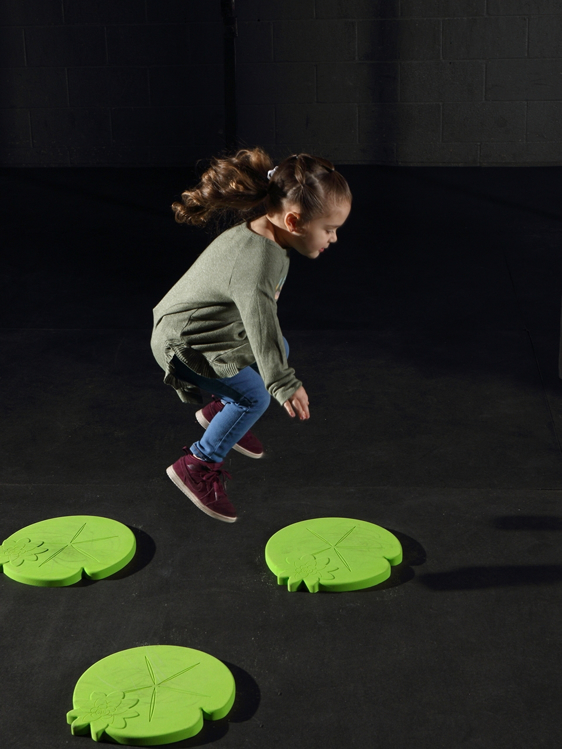 Picture of Lily Pads Obstacle ( Kid's Beginner )