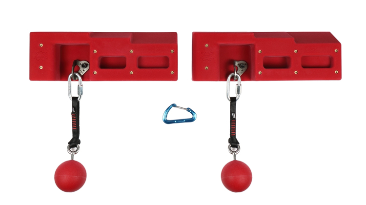 Picture of Atomik Grip Training HangBoard (1 Row)