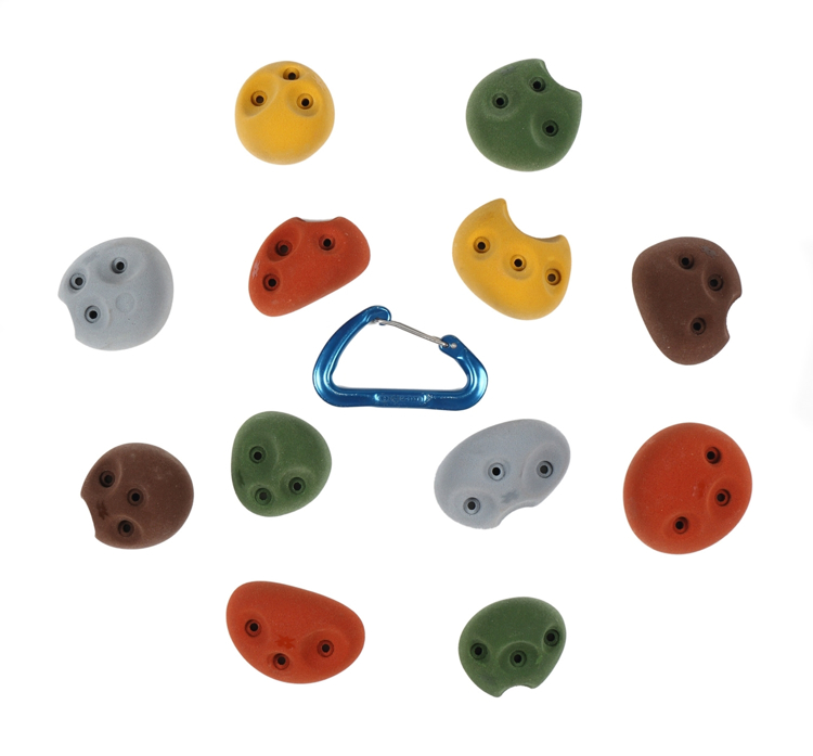 Picture of 12 Small Divot BFF (Screw-on)