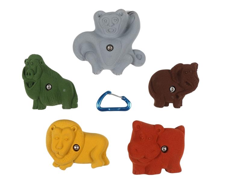 Picture of 5 Safari Animals