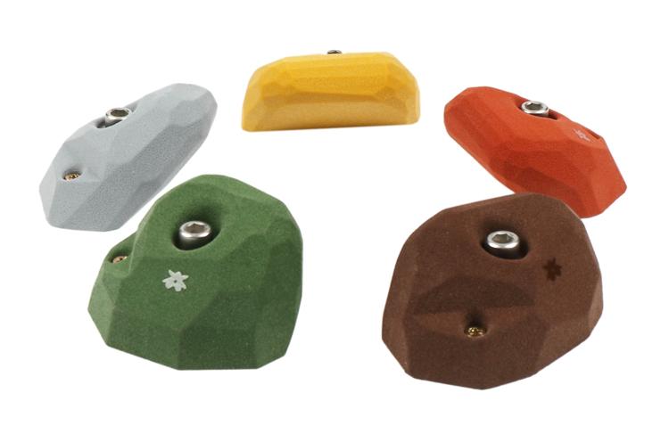 Picture of 5 Large Facet Flap Jugs