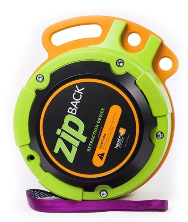 Picture of ZipBACK (Zip Line Retraction Device)