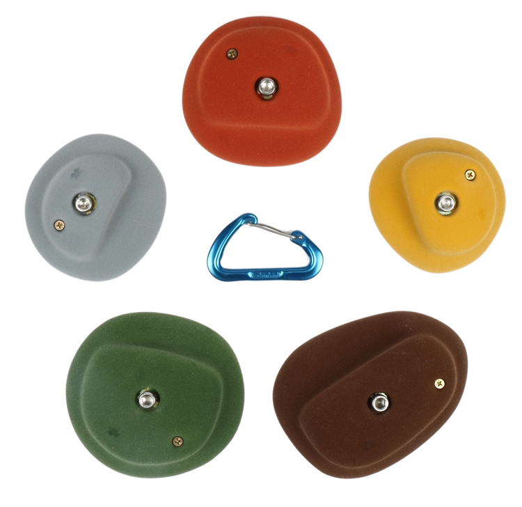 Picture of 5 Large Basic Disk Edges
