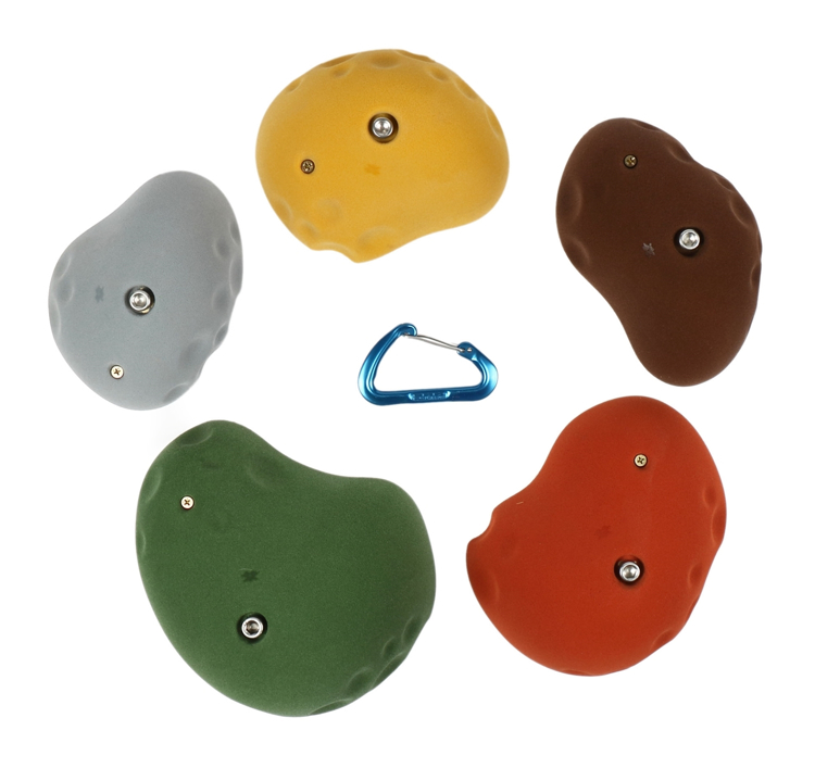 Picture of 5 XL Golfus Slopers (Steep Wall)