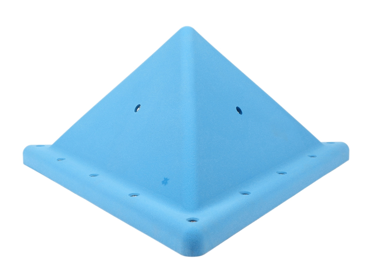 """Picture of Screw-on Triangle Volume ( 6"""")"""