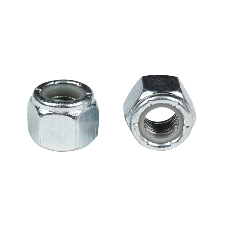 """Picture of 3/8"""" Nyloc Nut"""