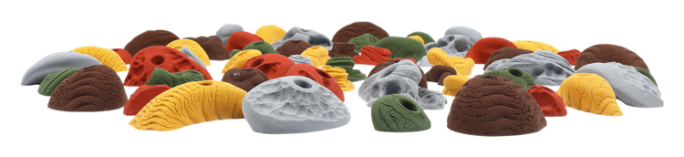 Picture of 60 Rock-Like Pack