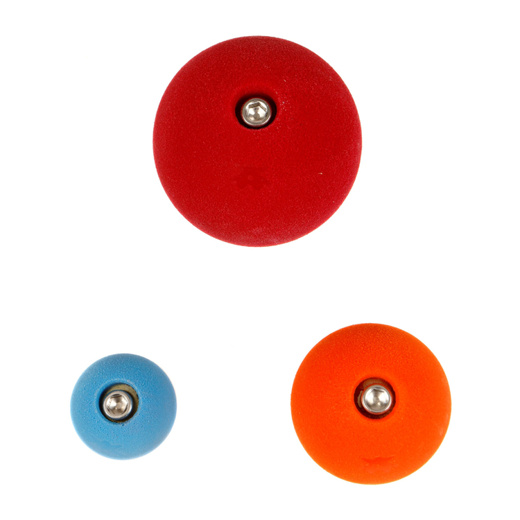 """Picture of 3 Balls (Bolt On) ( 2"""", 3"""", 4"""" )"""