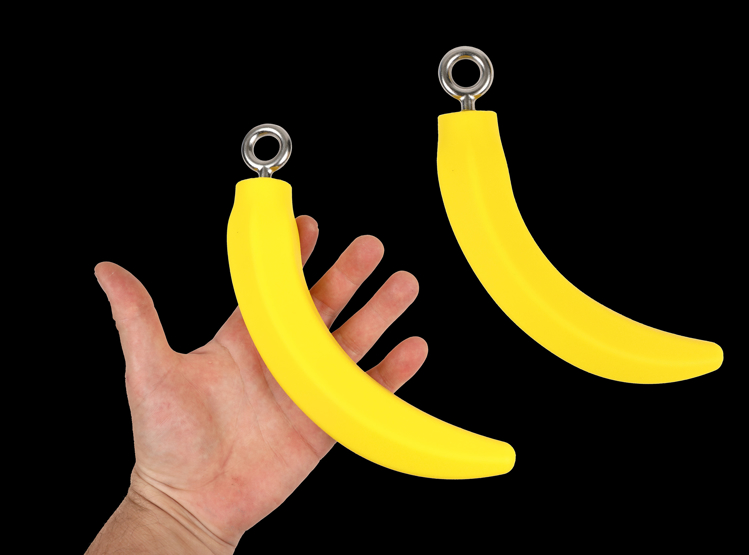 Picture of Small Hanging Bananas for Kids (Set of 2)