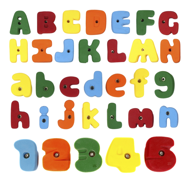 Picture for category Alphabet / Numbers