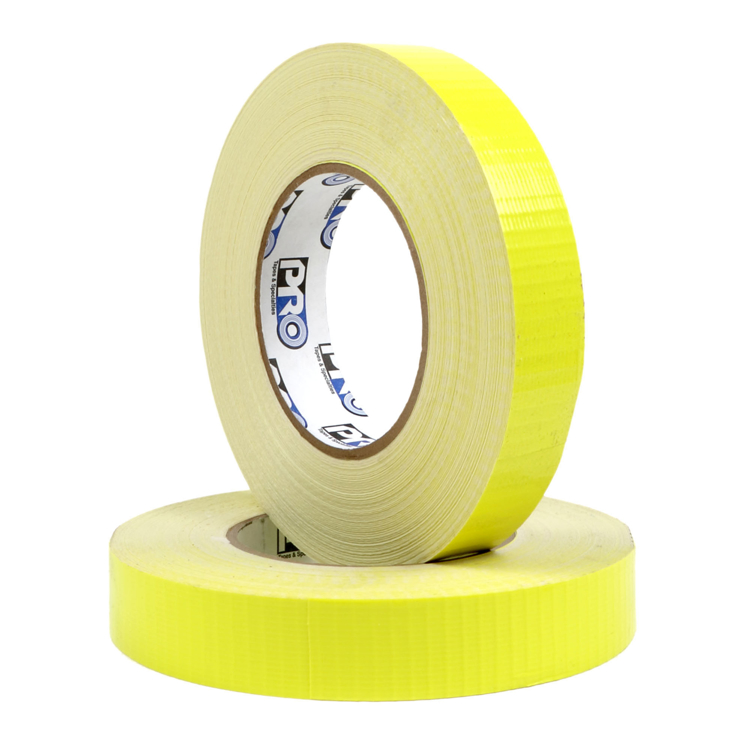 "Picture of FLUORESCENT YELLOW 1"" Route Setting Tape"