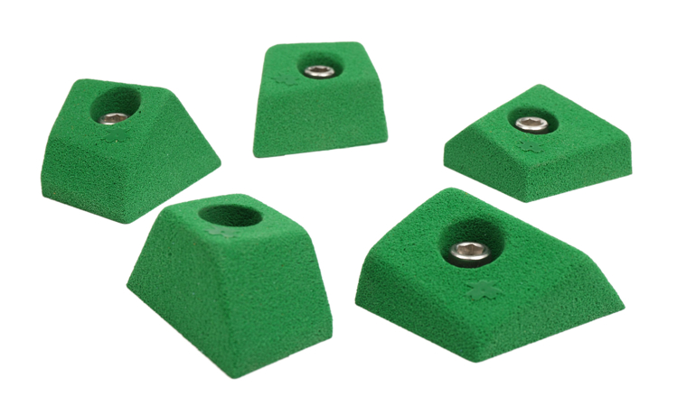 Picture of 5 Small Angled Pinches Set #1