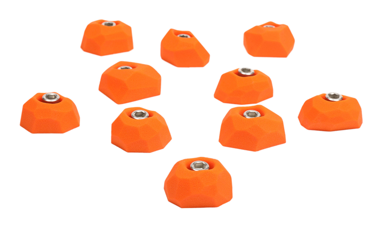 Picture of 10 Small STEEP WALL Feet (Facets)