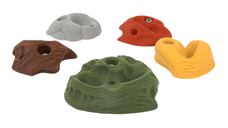 Picture of DEAL OF THE DAY 5 Large Rock-Like Pockets BRIGHT #1