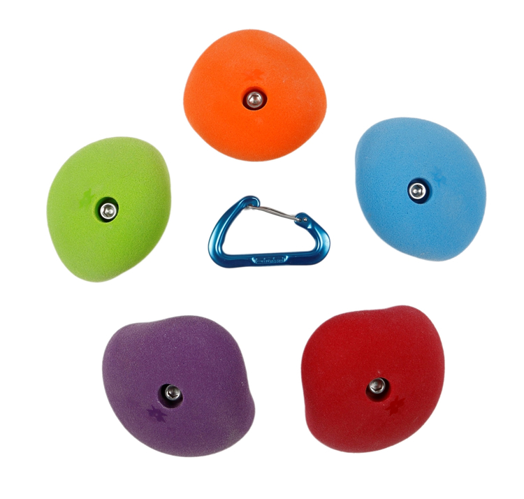 Picture of DEAL OF THE DAY 5 Medium Steep Wall Slopers BRIGHT #1