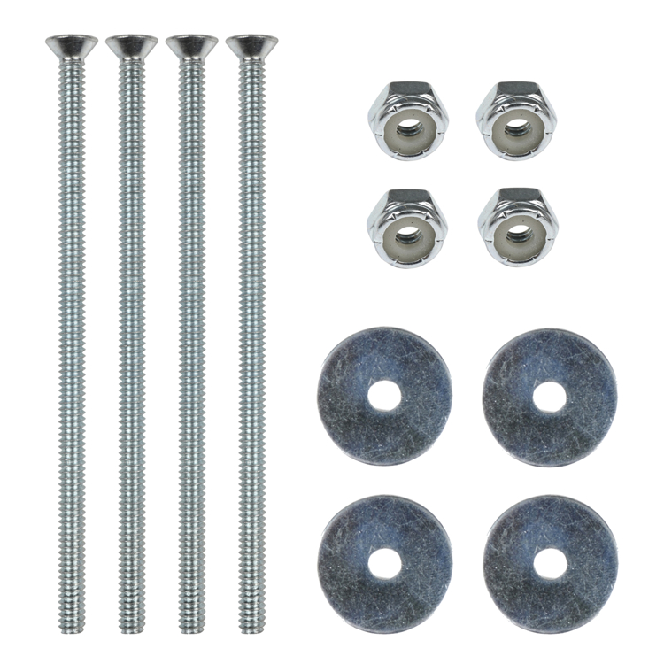 Picture of Peg Board Receiver Hardware Kit