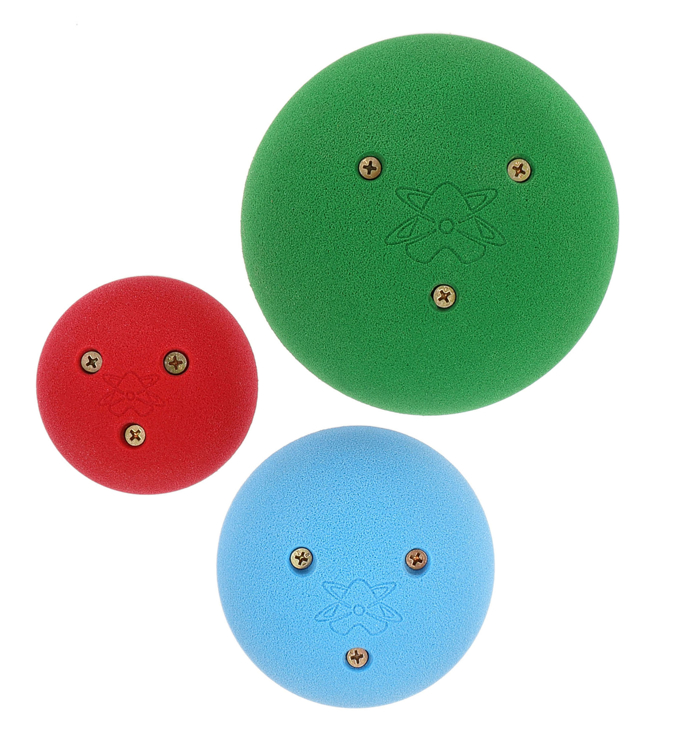 Picture of 3 Sloper Domes (Screw-on)