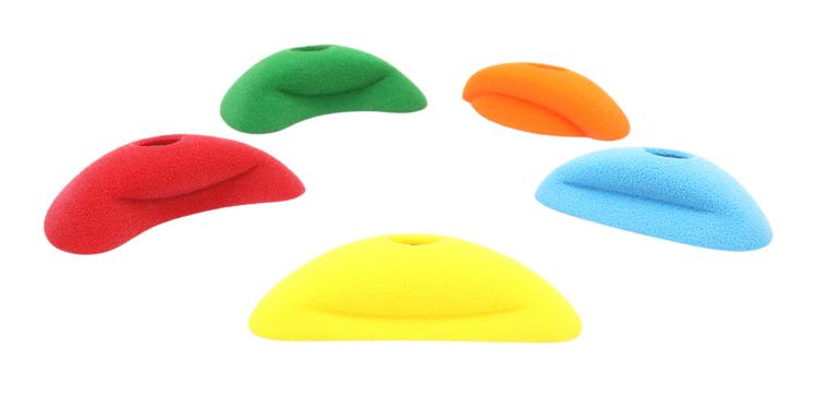 Picture of 5 Medium Simple Crimps