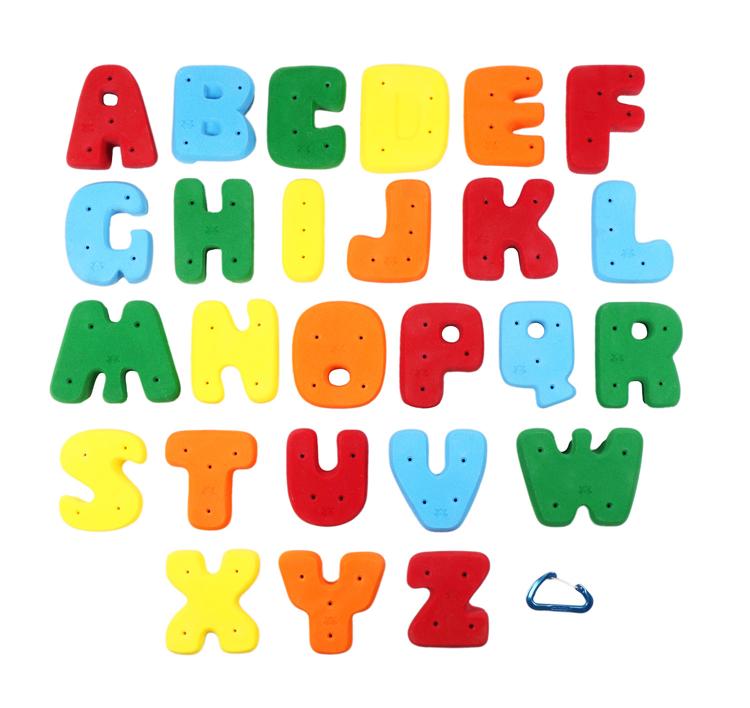 Picture of XL Alphabet ABCs (Screw On)